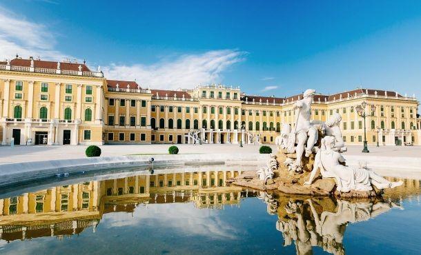 Βουδαπέστη - Βιέννη - Παραδουνάβια Xωριά - Πρωτοχρονιά