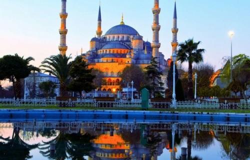 Κωνσταντινούπολη ,η πόλη των πόλεων 4ημέρες / 2 διανυκτερεύσεις
