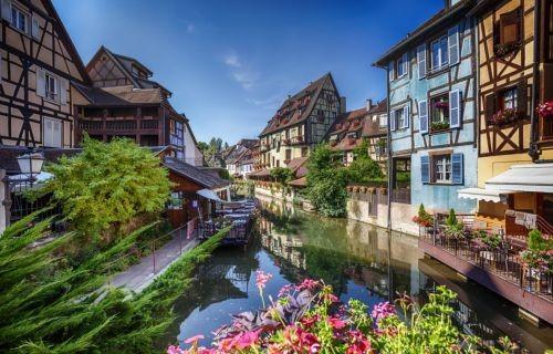 Στρασβούργο - Χωριά Αλσατίας - Αναχωρήσεις απο Αθήνα