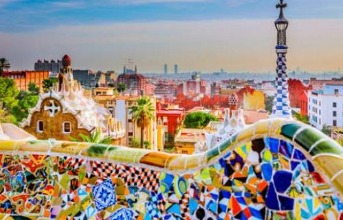 Βαρκελώνη… στα μονοπάτια του Γκαουντί Κάθε εβδομάδα από Θεσσαλονίκη 4,5ημ