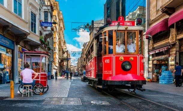 Κωνσταντινούπολη Βραδινή αναχώρηση