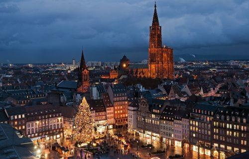 Πανόραμα Αλσατίας - Χαϊδελβέργη - Μόναχο (Χριστούγεννα)