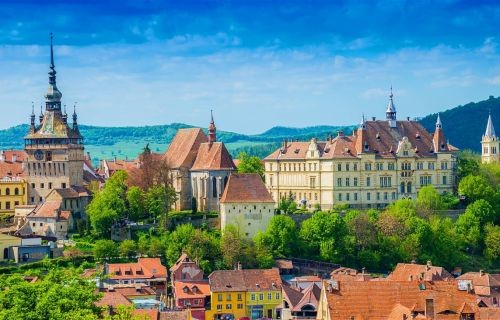 Τρανσυλβανία - Αλατωρυχεία Σαλίνα Πράχοβα  -Βουκουρέστι