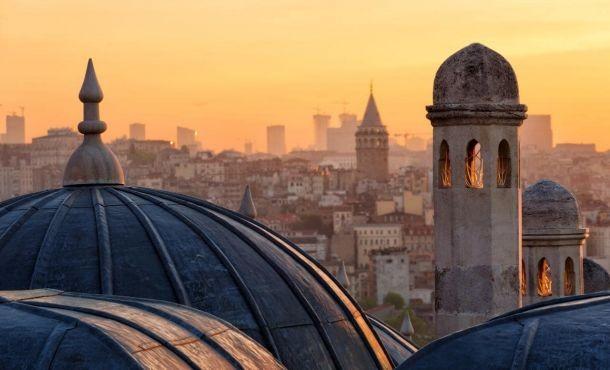 Κωνσταντινούπολη 1000 & 1 νύχτες - Πρωινή αναχώρηση 5 ημέρες / 4 νύχτες