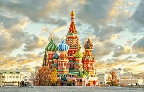 Καλοκαίρι στη Μόσχα & Αγ. Πετρούπολη