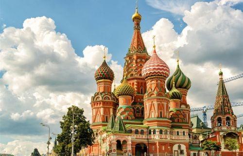 Αγία Πετρούπολη-Μόσχα  Πρωτομαγιά & Λευκές Νύχτες