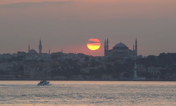 Κωνσταντινούπολη ,η πόλη των πόλεων(πρωινή αναχώρηση)