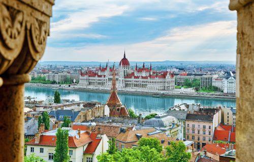 Βουδαπέστη - Βιέννη 5 ημέρες / 3 νύχτες