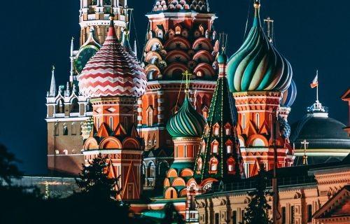 Κοσμοπολίτικη Μόσχα