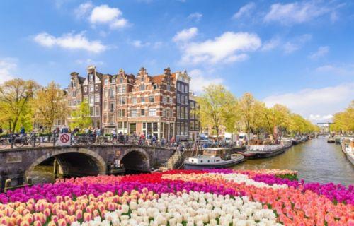 Άμστερνταμ από Θεσσαλονίκη