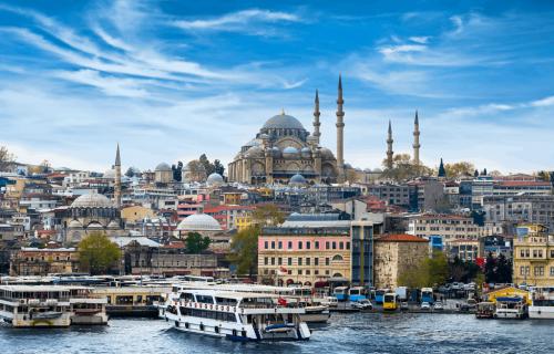 Κωνσταντινούπολη ,η πόλη των πόλεων