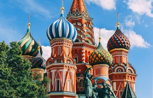 Μόσχα - Αγία Πετρούπολη - Αναχωρήσεις από Αθήνα