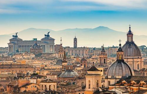 Ρώμη - Εβδομαδιαίες αναχωρήσεις από Αθήνα