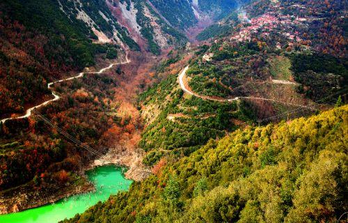 Πανόραμα Στερεάς Ελλάδας – Ορεινή Ναυπακτία