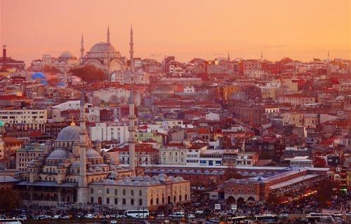 Κωνσταντινούπολη - Η Πόλη των πόλεων - Βραδινή Αναχώρηση