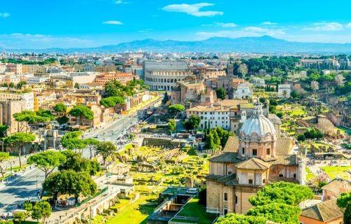 Ρώμη - Φλωρεντία - Πομπηϊα