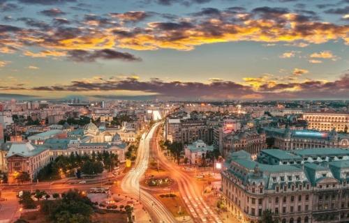 Βουκουρέστι - Μπρασόβ – Σινάια 4ημέρες/2νύχτες
