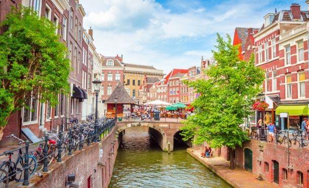 Παρίσι - Μπενελούξ - Κάτω Χώρες