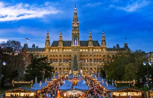 Βιέννη – Χριστουγεννιάτικο Βαλς