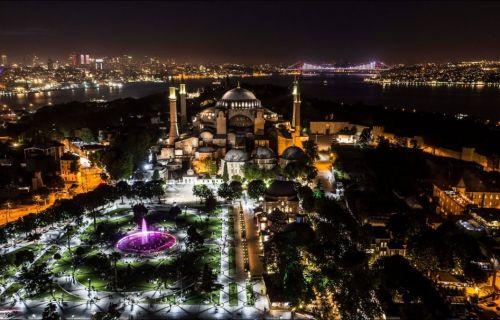 Κωνσταντινούπολη ,η πόλη των πόλεων, από Αθήνα 28η Οκτωβρίου